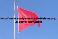 Alerte Noyades
