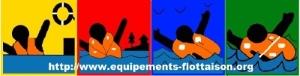 Gilets de Sauvetage, Équipements Individuels de Flottaison (EIF), Personal Flotation Devices (PFD), Persönliche Auftriebsmittel (PA)